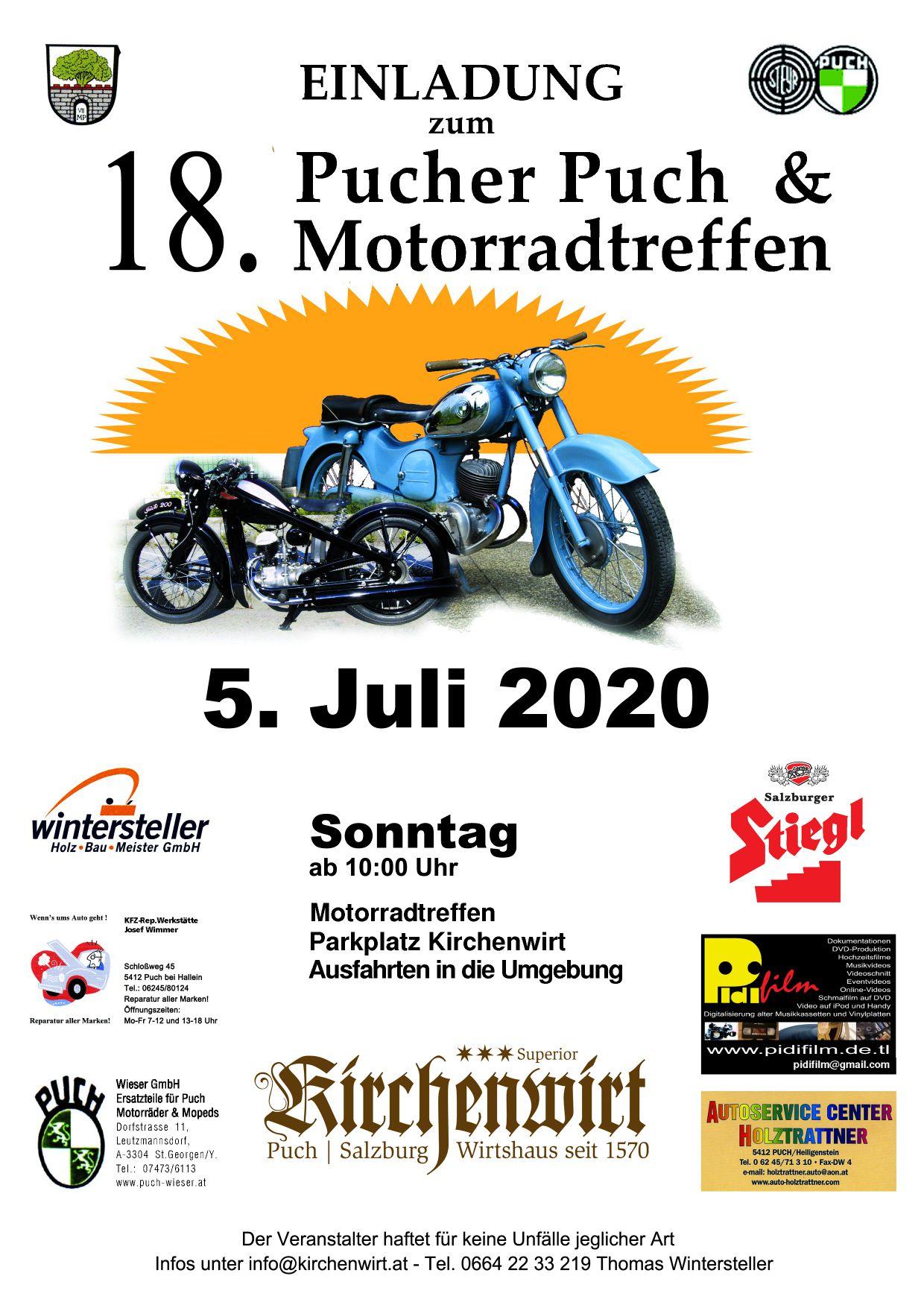 Pucher Puch & Motorradtreffen